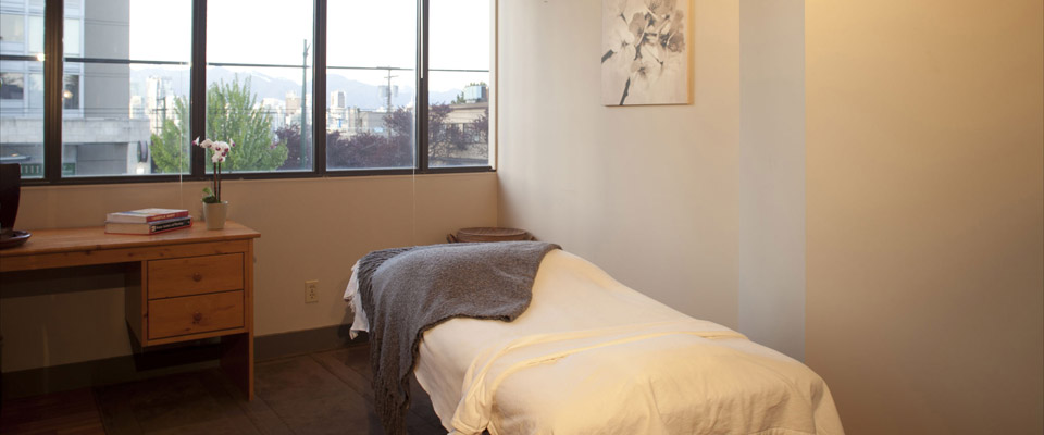 Broadway Wellness Massage Treatment Room